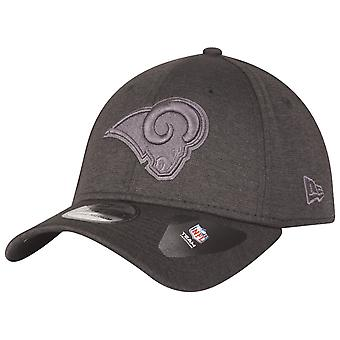 New Era 39Thirty Cap - SHADOW TECH Los Angeles Rams graphite