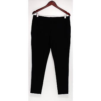 Anybody Leggings XXS Pull-on Loungewear Cozy Knit Black A286588