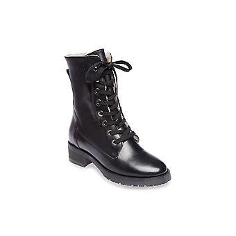 Steven by Steve Madden Womens Leanna Leather Closed Toe Mid-Calf Cold Weather...