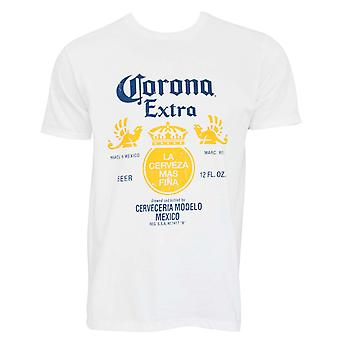 Corona Label White T-Shirt