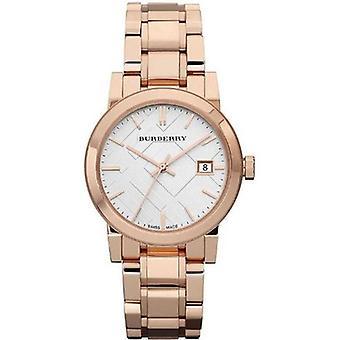 Burberry Bu9104 Stainless Steel Bracelet Women's Watch
