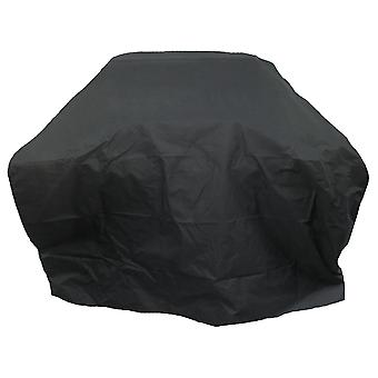Charles Bentley Universal Waterproof Premium Gas Charcoal BBQ Cover Medium 3-4 Burner - Black