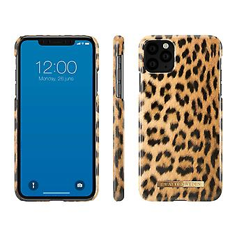 iDeal Of Sweden iPhone 11 Pro Max skal - Wild Leopard