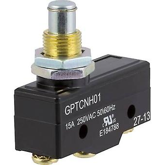 ZF Microswitch GPTCNH01 250 V AC 15 A 1 x On/(On) momentary 1 pc(s)