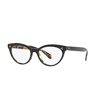 Oliver Peoples Arella OV5380U 1309 Black-Dark Tortoise Glasses