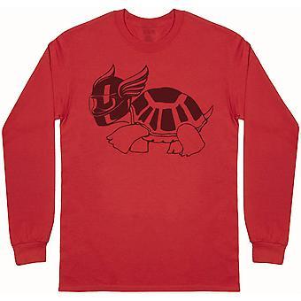 Speed Turtle - Mens Long Sleeve T-Shirt