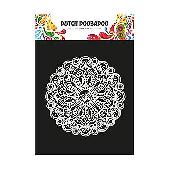 Dutch Doobadoo A5 Mask Art Stencil - 200mm Butterfly Doily 470.715.809