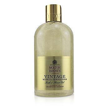 Molton Brown Vintage With Elderflower Bath & Shower Gel - 300ml/10oz