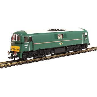 Hornby R3373 BR Klasse 71 E5001 BR groene locomotief
