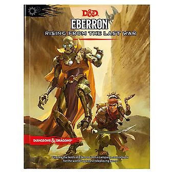 Dungeons & Dragons RPG Book-Eberron: Rising From the Last War