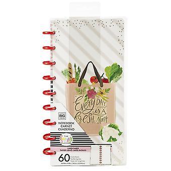Happy Planner Half Sheet Fill Paper 60/Pkg-Foodie Note