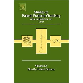 Studies in Natural Products Chemistry by Atta ur Rahman
