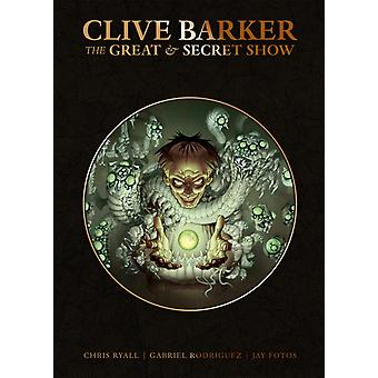 Clive Barkers Great And Secret Show Deluxe Edition by Chris Ryall