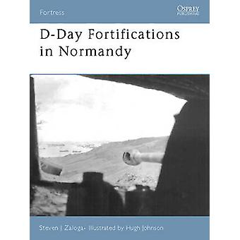 DDay Fortifications in Normandië door Steven Zaloga