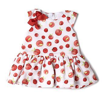 Babybol Girls Vestido Maçãs