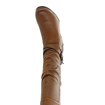 ARRAY Dakota Women's Boot 12 B(M) US Banana Bread