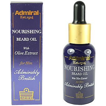 Admiral Nourishing Beard Oil 30ml