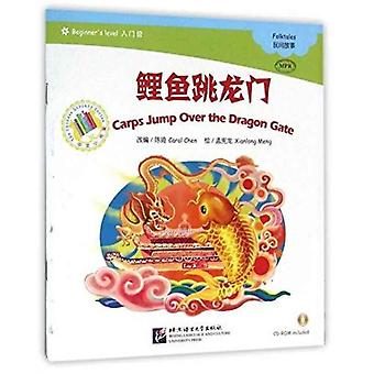 Carps Jump Over the Dragon Gate by Chen Carol
