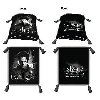 Twilight Decorative Throw Pillow (Edward Cullen)