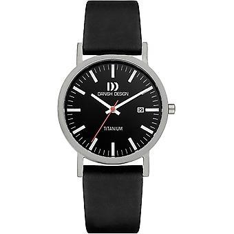 Dänisches Design IQ13Q1273 Rhein Herren Uhr