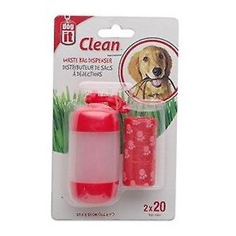 Hagen Dogit Waste Collect + 2Packs 20