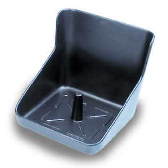 Gaun Salt Block Plastic support (Horses , Food , Snacks , Others)
