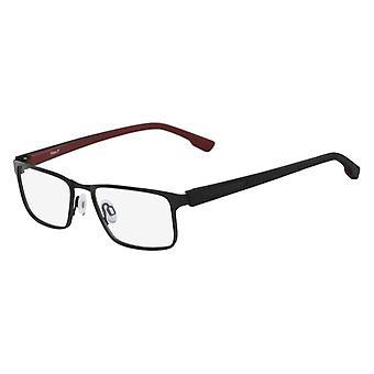 Flexon E1041 001 Black Glasses