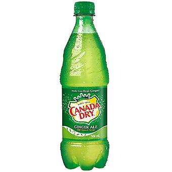 Canada Dry Gingerale-( 500 Ml X 24 Bottles )