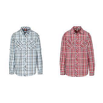 Trespass Mens Collector Check Shirt