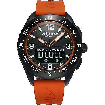 Alpina Smartwatch - Alpina AlpinerX - AL-283LBO5AQ6