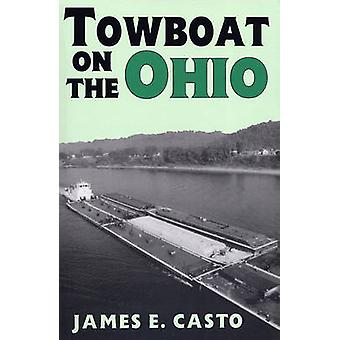 Towboat on the Ohio by Casto & James E.