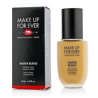 Water mix gezicht & body foundation # y405 (gouden honing) 219988 50ml/1.69oz