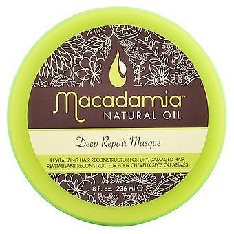 Herstellend haarmasker deep repair Macadamia
