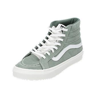 Vans Sk8-Hi Slim Sneaker Women's Sneaker Green Gym Shoes Sport Running Shoes