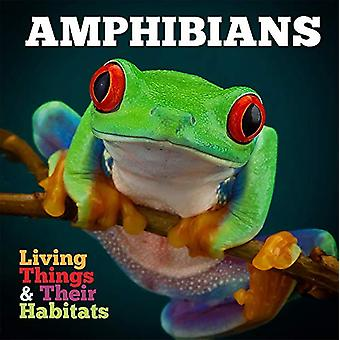 Amphibians by Grace Jones - 9781912171774 Book