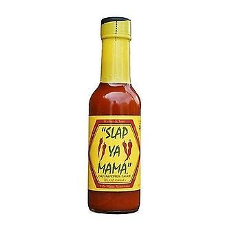 Χαστούκι Ya Μαμά Cajun Σάλτσα Πιπεριού