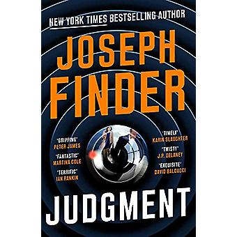 Judgment by Joseph Finder - 9781788544597 Book