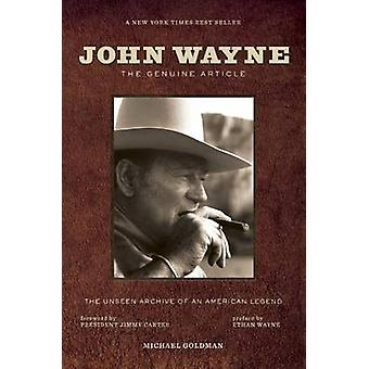 John Wayne by Goldman & Michael