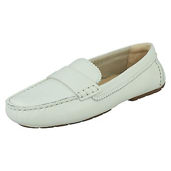 Ladies Clarks Casual Slip On Moccasins C Mocc