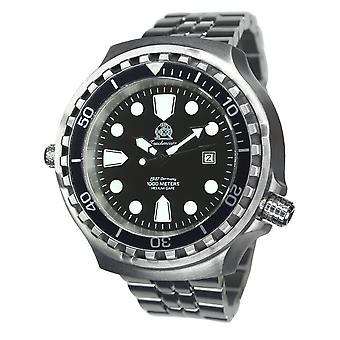 Tauchmeister T0254M XXL automatic diving watch 1000 m