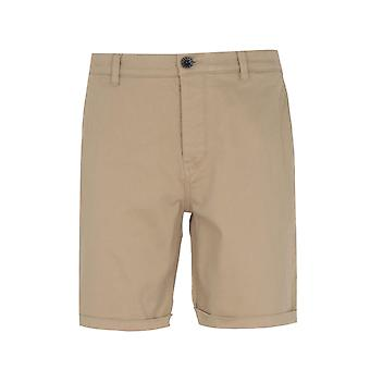 Pretty Green Slim Fit Stone Preston Shorts