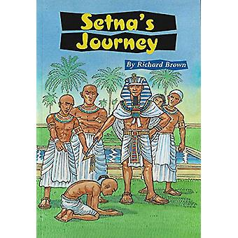 Setna's Journey by Richard Brown - 9781871173635 Book