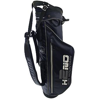 Sun Mountain H2NO Sunday Carry Golf Bag Black/White/Red
