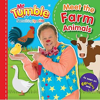 Something Special Meet the Farm Animals