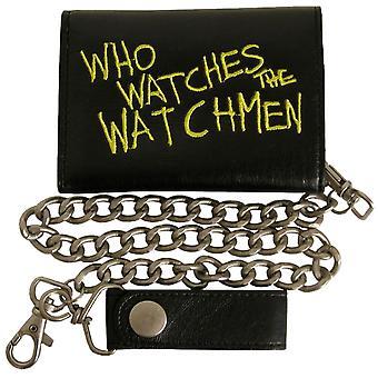 Watchmen Chain Wallet Who Watches the Watchmen