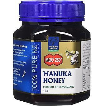 Manuka Health MGO 250+ Pure Manuka Honey 1kg (MAN061)