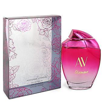 Av glamour viehättävä eau de parfum spray mennessä adrienne vittadini 551297 90 ml