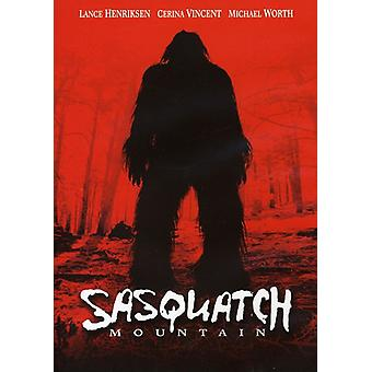 Sasquatch Mountain [DVD] USA import