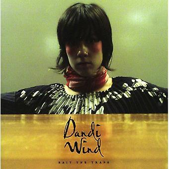 Dandi Wind - Bait the Traps [CD] USA import