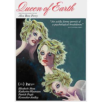 Queen of Earth [DVD] USA import